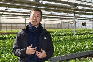 社会的企業(ソーシャルファーム)に取り組む新井利昌氏の農業観・農地観